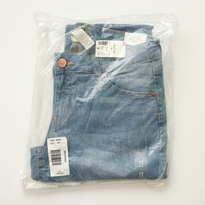 NWT Justice skinny light wash jeans